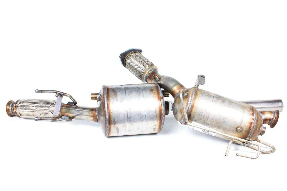 Filtr cząstek stałych DPF FAP do pojazdu {SAMOCHÓD} do kupienia w sklepie w dobrej cenie dostępny do kupienia jako po naprawie