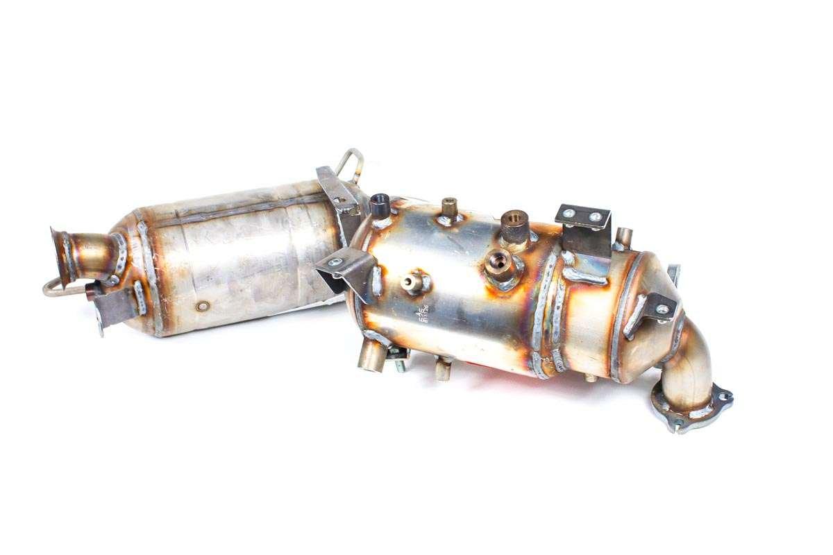 Filtr cząstek stałych DPF FAP do pojazdu {SAMOCHÓD} w ofercie w sklepie w doskonałej cenie dostępny do kupienia jako zregenerowany