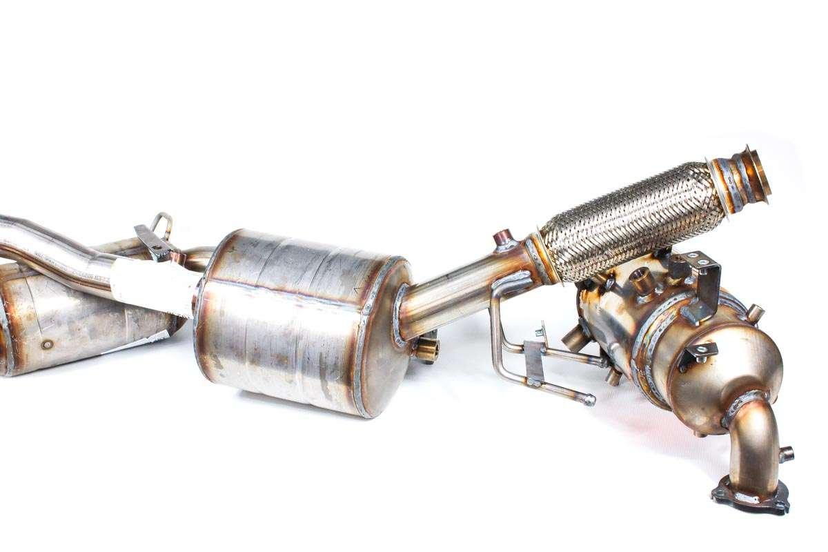 Filtr cząstek stałych do pojazdu {SAMOCHÓD} do kupienia w sklepie w doskonałej cenie dostępny w wersji nowy