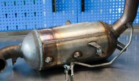 Usuwanie filtra DPF, konsekwencje usunięcia filtra cząstek stałych
