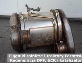 Ciągniki rolnicze i traktory Farmtrac | Regeneracja DPF, SCR i katalizatorów