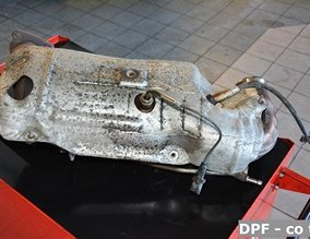DPF - co to?