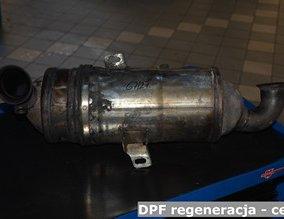 DPF regeneracja - cena