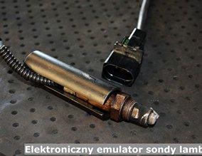 Elektroniczny emulator sondy lambda