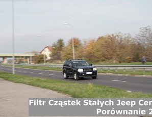 Filtr cząstek stałych Jeep cena|Porównanie 26