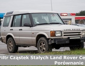 Filtr cząstek stałych Land Rover cena | Porównanie 28