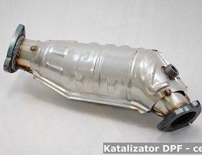 Katalizator DPF - cena