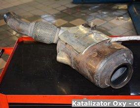 Katalizator Oxy - cena
