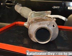 Katalizator Oxy - co to jest?