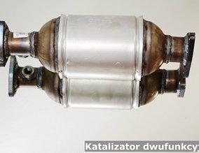 Katalizator dwufunkcyjny