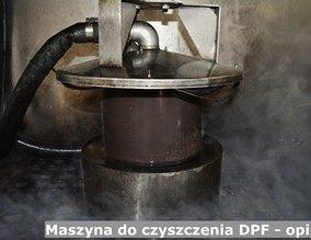 Maszyna do czyszczenia DPF - opinie