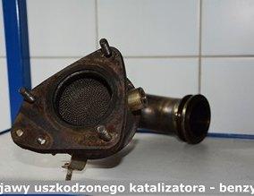 Objawy uszkodzonego katalizatora - benzyna