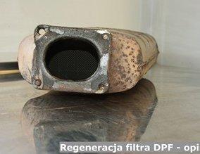 Regeneracja filtra DPF - opinie