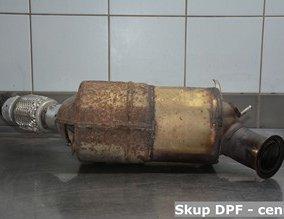 Skup DPF - cennik