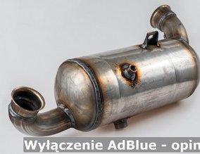 Wyłączenie AdBlue - opinie
