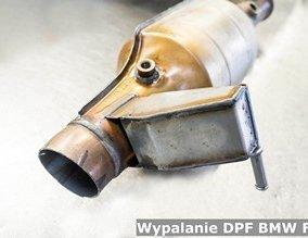 Wypalanie DPF BMW F10