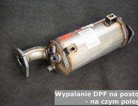 Wypalanie DPF na postoju - na czym polega?