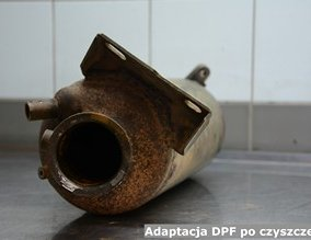 Adaptacja DPF po czyszczeniu