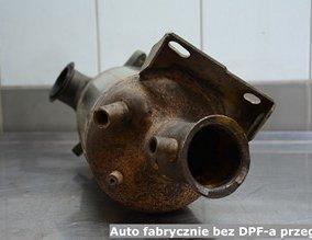 Auto fabrycznie bez DPF-a przegląd