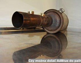 Czy można dolać AdBlue do paliwa?