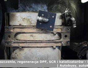 Czyszczenie, regeneracja DPF, SCR i katalizatorów - DAF | Autobusy, autokary