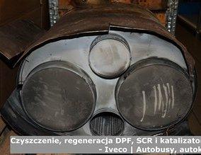 Czyszczenie, regeneracja DPF, SCR i katalizatorów  - Iveco | Autobusy, autokary