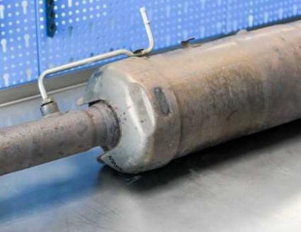 Filtr cząstek stałych - budowa, rodzaje i cena DPF FAP i katalizatorów