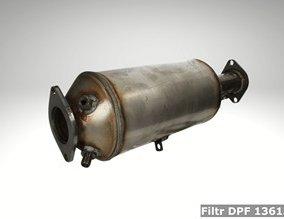Filtr DPF 1361317