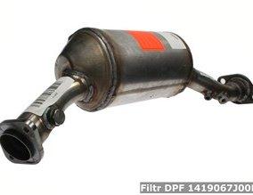 Filtr DPF 1419067J00H02