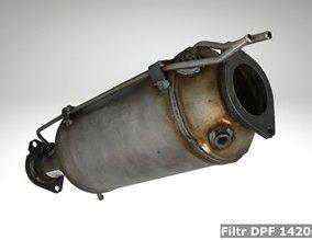 Filtr DPF 1420068