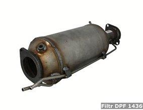 Filtr DPF 1436992