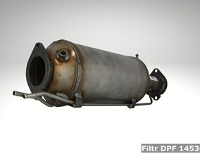 Filtr DPF 1453045