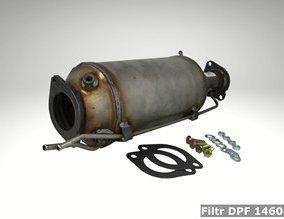 Filtr DPF 1460442