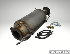 Filtr DPF 1463993