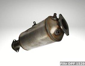 Filtr DPF 1529579