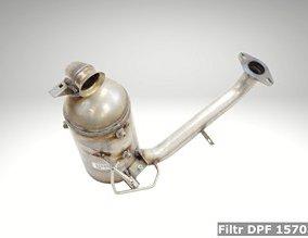 Filtr DPF 1570372