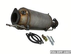 Filtr DPF 1607729