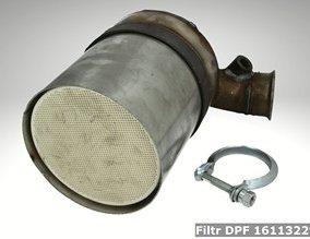 Filtr DPF 1611322980