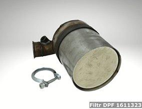Filtr DPF 1611323780