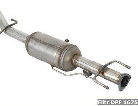 Filtr DPF 1675177