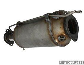 Filtr DPF 1683846
