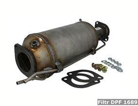Filtr DPF 1689258