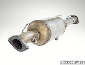 Filtr DPF 1698644