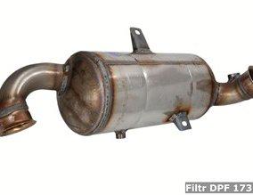 Filtr DPF 1731EP