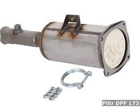 Filtr DPF 1731LN