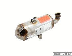 Filtr DPF 1731RJ