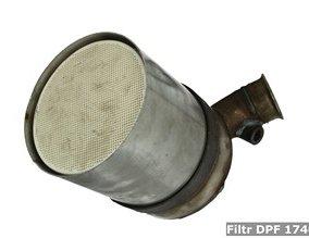 Filtr DPF 174017