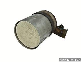 Filtr DPF 174037