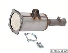 Filtr DPF 174039