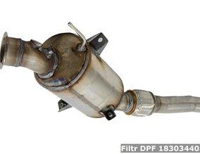 Filtr DPF 18303440360